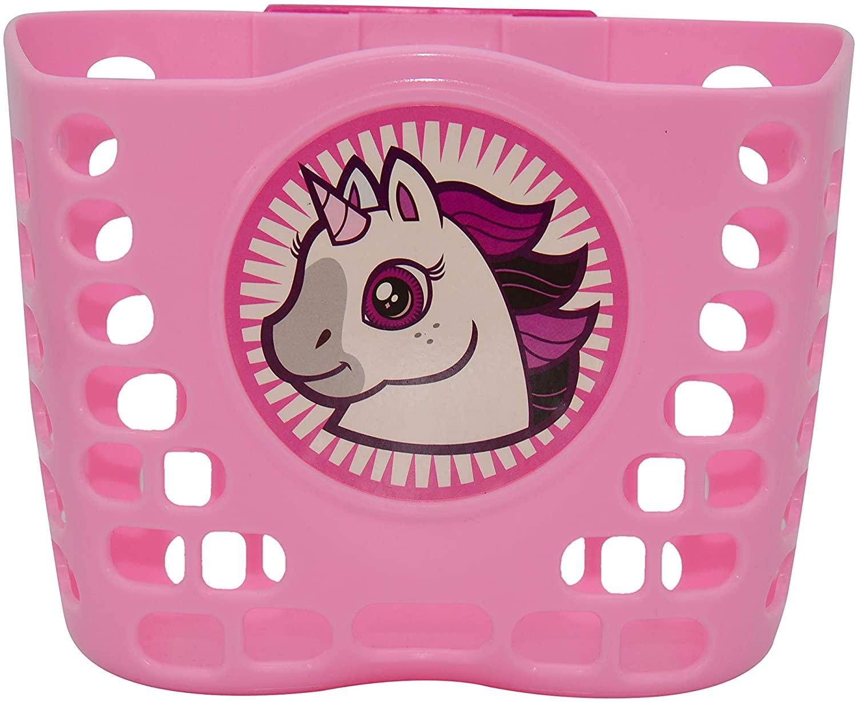 Unicorn Head Bike Basket